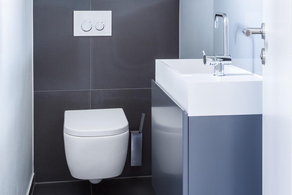 Relativ Gäste-WC | Graf | Kandern OI81