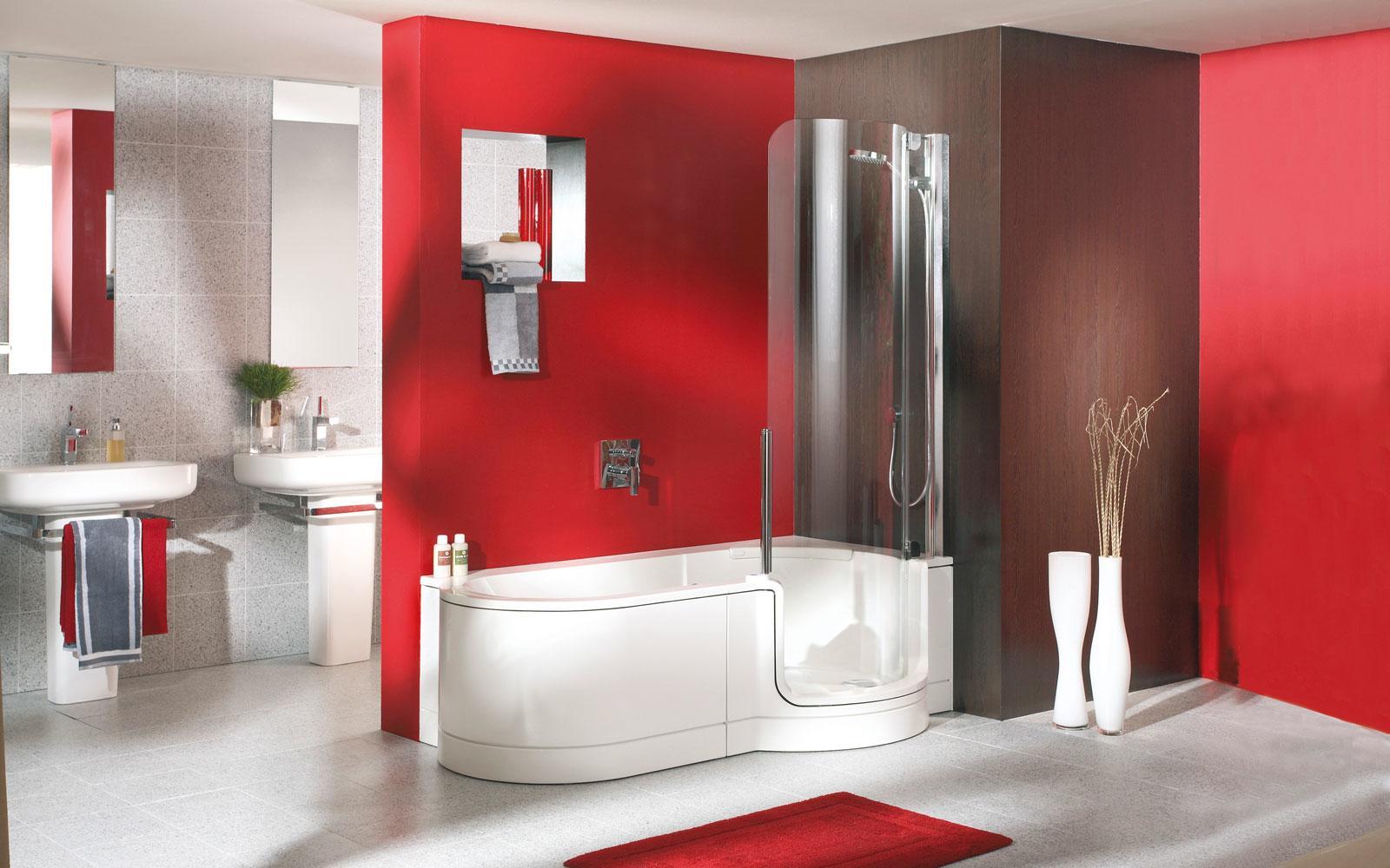 Duschbadewanne mit Einstieg | Graf | Kandern
